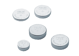 Button-type Alkaline Battery(鹼性鈕扣型電池)